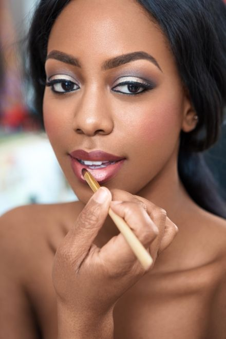 How To Do A Bridal Makeup Consultation : 17 best ideas about Black Bridal Makeup on Pinterest ...