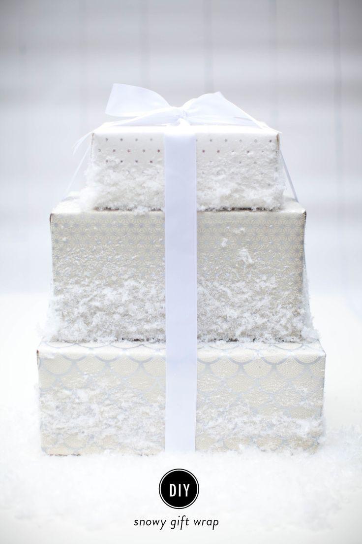 Ideas about fake snow wedding on pinterest