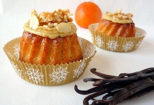 Mandarinos minikuglóf