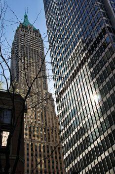 Downtown Manhattan (77 pieces)