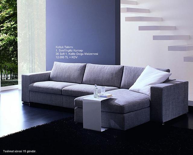 Modern Oturma Odası, via Flickr.