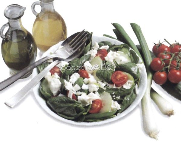Görög parajsaláta | Receptek | gasztroABC