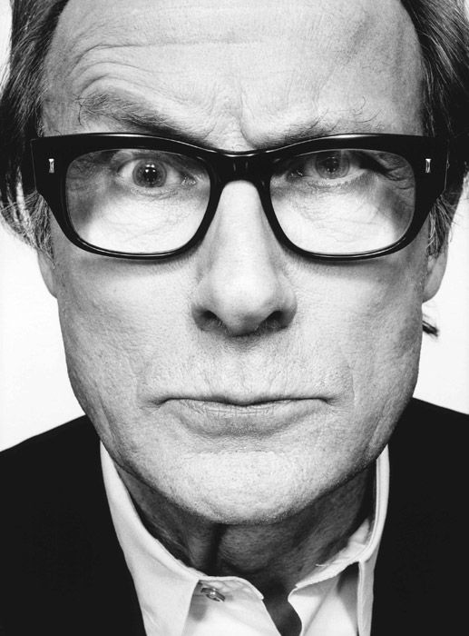 Bill Nighy. Well into his 60's and most of my girlfriends absolutely love him. Real sex appeal has no bounds.