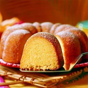 Rum Cake Recipe   MyRecipes.com