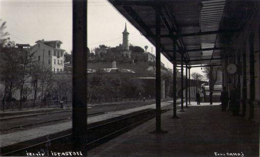 İzmit İstasyon, Saat Kulesi, Fahri Seyrek, Kaan Akoba