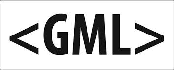 """GML, sigla en inglés de IBM Generalized Markup Language, o lenguaje de marcas generalizado de IBM, es un conjunto de macros que implementan etiquetas de marcado para el formato de texto de IBM, SCRIPT. SCRIPT/VS. Es, por otra parte, el componente principal de """"IBM's Document Composition Facility (DCF)"""", un conjunto principiante de etiquetas de GML incluido en DCF."""