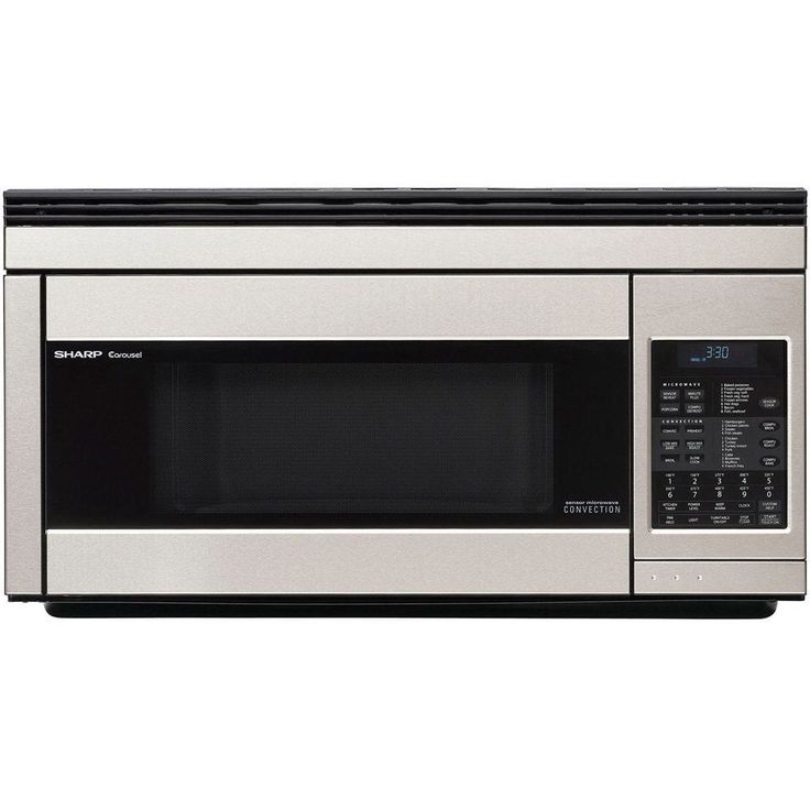 Over The Range Convection Microwave Oven