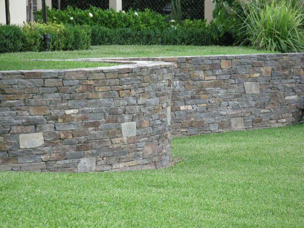 retaining wall ideas | Retaining Walls - Retaining Walls Ideas | KHD Landscape Engineering ...