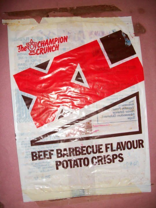 The best beef barbecue crisp flavour ever made. No other crisp has come close.