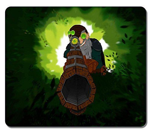 Customized Non-Slip Large Textured Surface Water Resistent Mousepad Sniper Dota 2 Art Durable Large Gaming Mouse Pads Oblong Mousepad