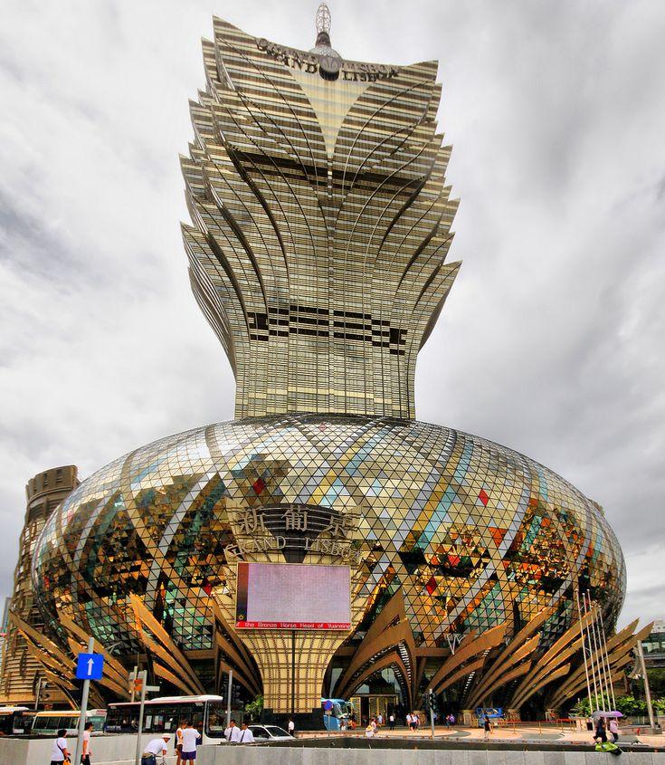 Grand Lisboa Hotel @ Macau, China