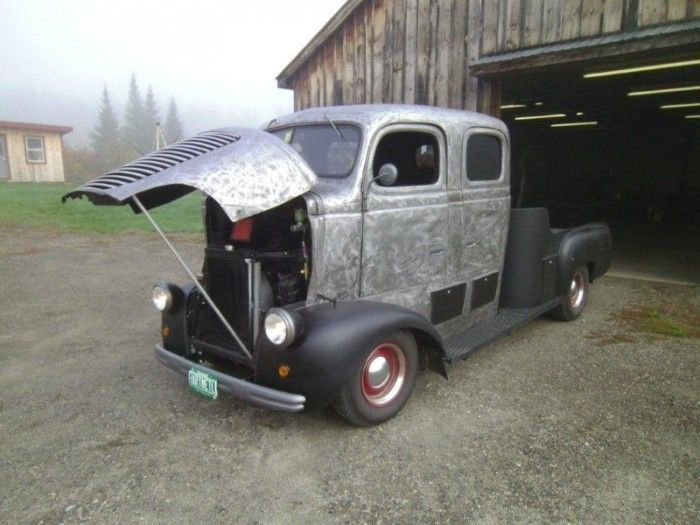 1946 dodge coe custom crew cab for sale crew cabs extended cabs pinterest for sale. Black Bedroom Furniture Sets. Home Design Ideas