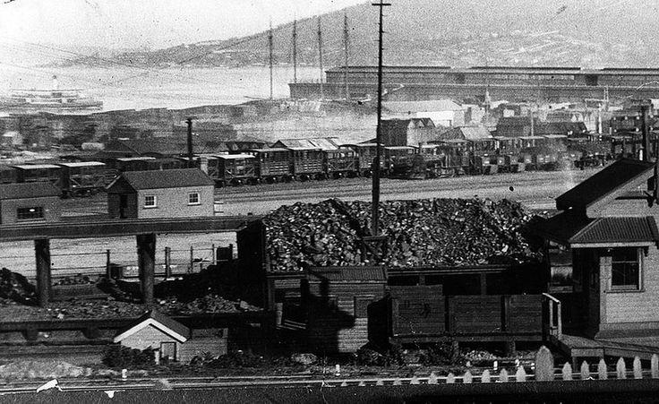 Hobart goods yard | by Trainiac 1910.