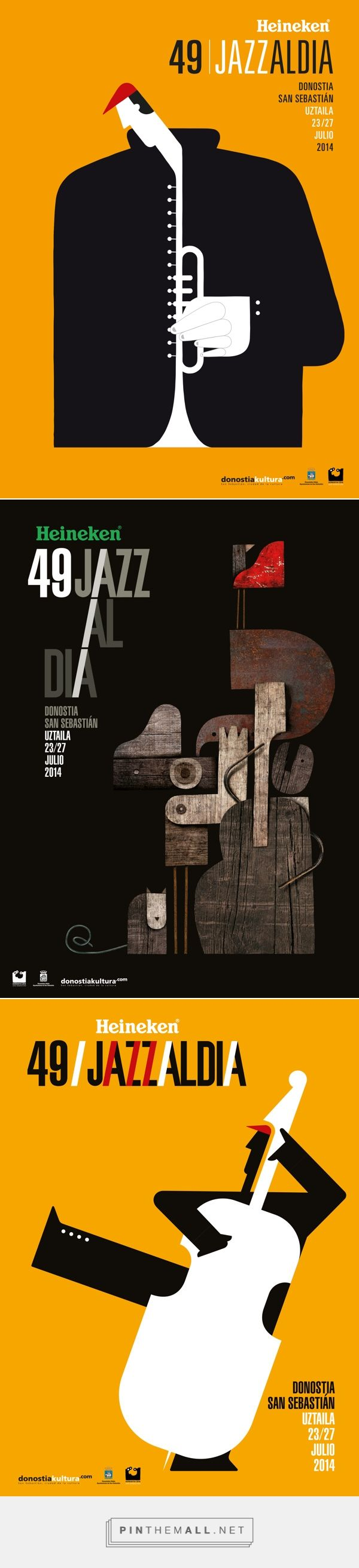 Jazz Poster on Behance