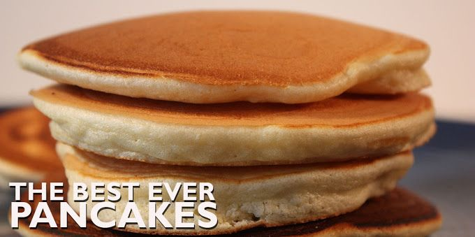 The Best Ever Pancakes Recipe on Yummly. @yummly #recipe