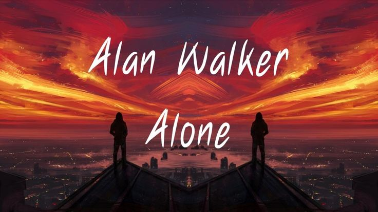 Alan Walker - Alone (Lyrics)【1 Hour Version】