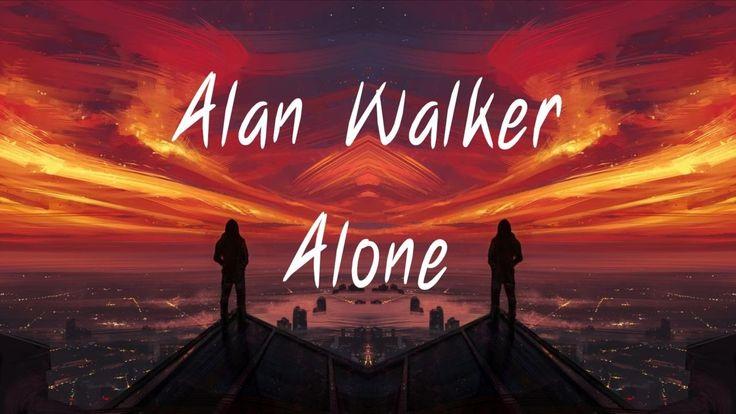 Alan Walker - Alone (Lyrics)【1 Hour Version】