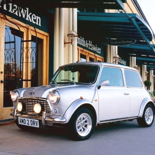 160 Best Mini Cooper Classic Images On Pinterest