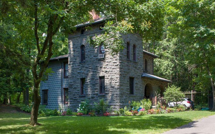 Historic Hudson River Valley Mansion