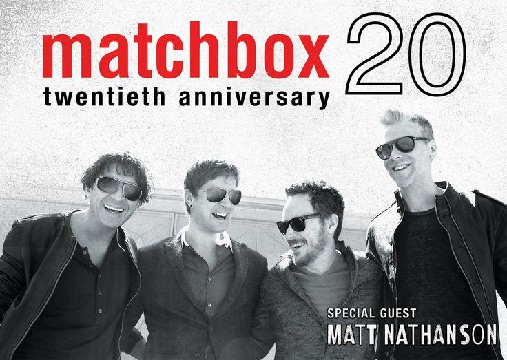 Matchbox Twenty Sept 29, 2017 at H-E-B Center at Cedar Park