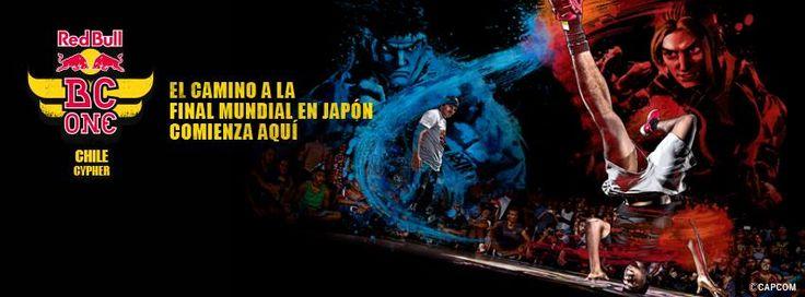 RED BULL BC ONE 2016 La competencia de Break Dance más importante del mundo llevará a chileno a representar al país en Japón