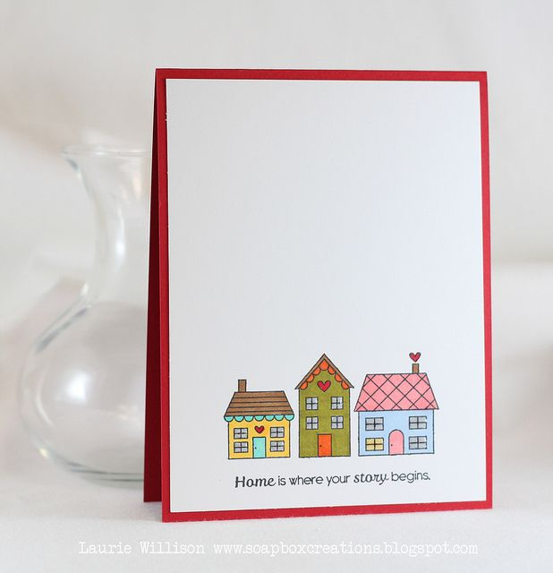 273 best Cards - houses, buildings images on Pinterest | Buildings ...