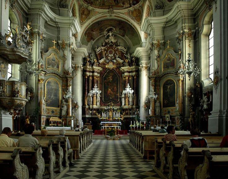 Pfarrkirche zum Hl. Johannes dem Täufer, Toblach