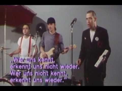 ▶ Trio: Da da da ich lieb dich nicht du liebst mich nicht aha aha aha - YouTube