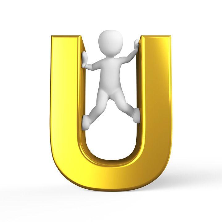 U, Carta, Orden Alfabético, Por Orden Alfabético, Abc