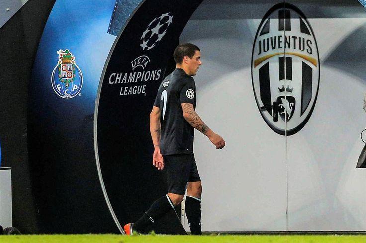 F. C. Porto eliminado da Liga dos Campeões pela Juventus