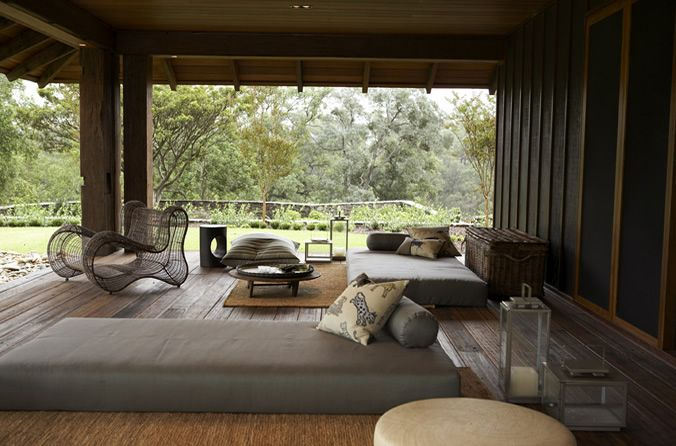 Outdoor Area by Hare + Klein - Rural Property