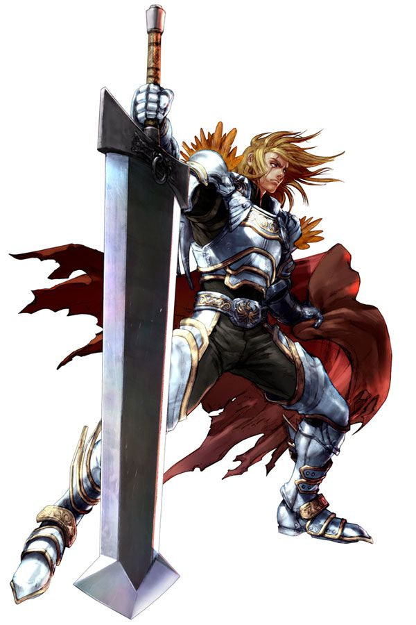 Soul Calibur III: Siegfried