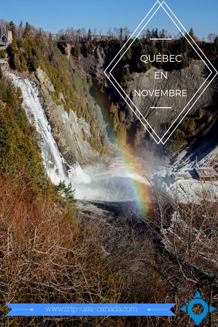 Québec en novembre, quoi faire ? http://www.trip-usa-canada.com/quoi-faire-a-quebec-en-novembre/