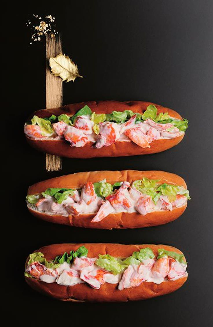 We've launched the first lobster roll to the high street! Made with juicy Canadian lobster, creamy Marie Rose sauce and served on a soft brioche roll, it's the ultimate lunchtime choice.
