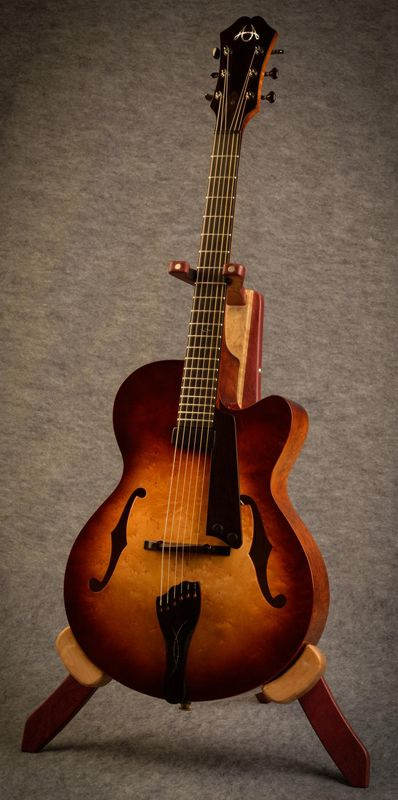 Collector American Archtop | American Archtop Guitars