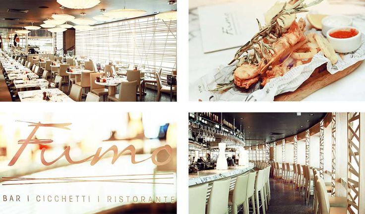Fumo Restaurant  #identity #Birmingham | by The Drawing Room