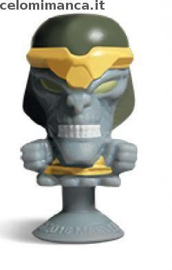 Megapopz Avengers: Fronte Figurina n. 21 Chitauri