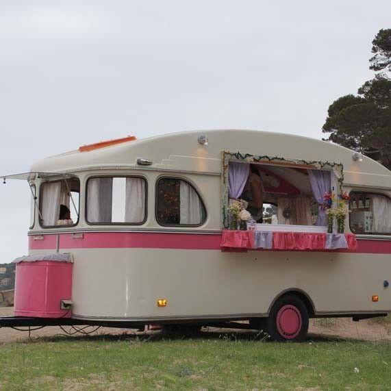Cute!! I would go camping in this!
