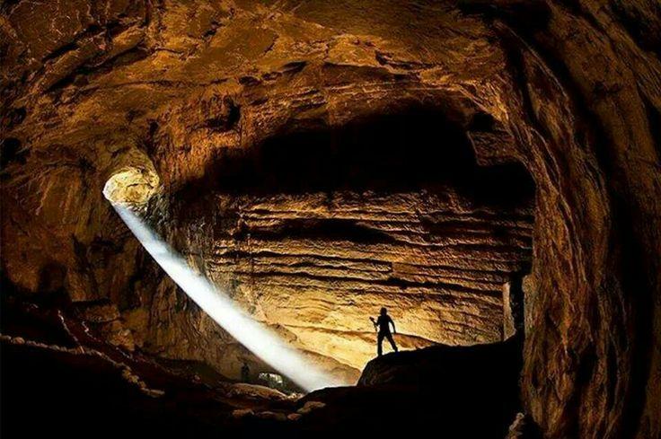 Veterani Cave, Mehedinti County, Romania