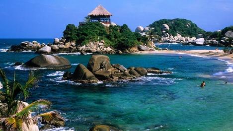 Coastal bliss at Cabo San Juan, Parque Nacional Tayrona - Colombia - travel