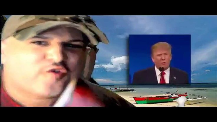Donald Trump- The Latino Trump Anthem by Ruben Obed- Official Music Video
