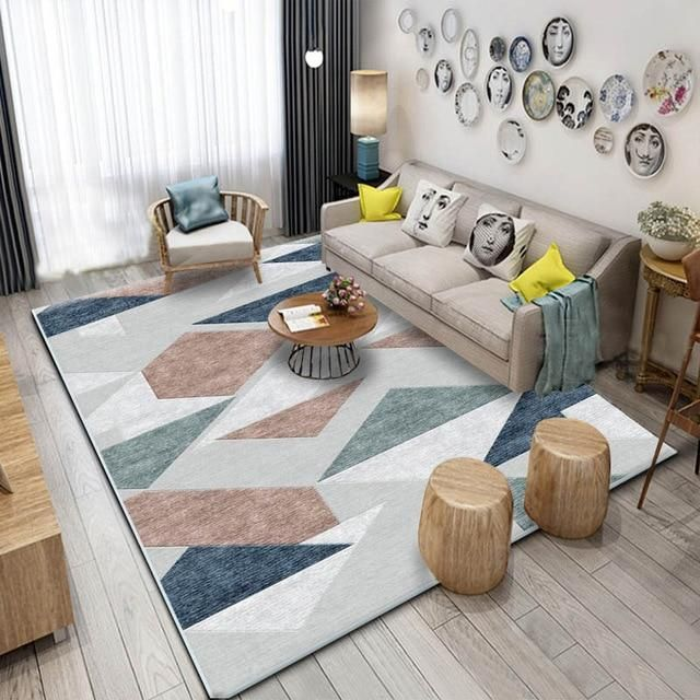Aladin Geometric Rug Living Room Carpet Rugs In Living Room