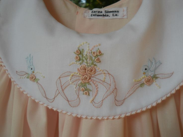 close up of SWE. This dress was made for Brynnley and is BEAUTIFUL