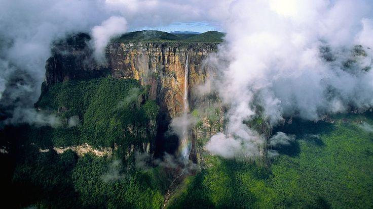 Гора Рорайма, Венесуэла #подпишисьнагруппу #лайкни #сделайрепост