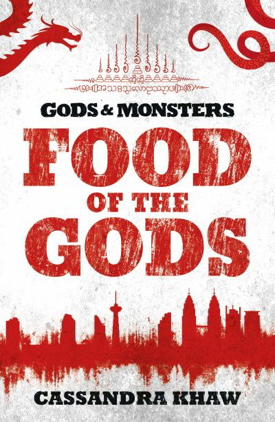 Food of the Gods by Cassandra Khaw - Released May 09, 2017 #fantasy #urbanfantasy