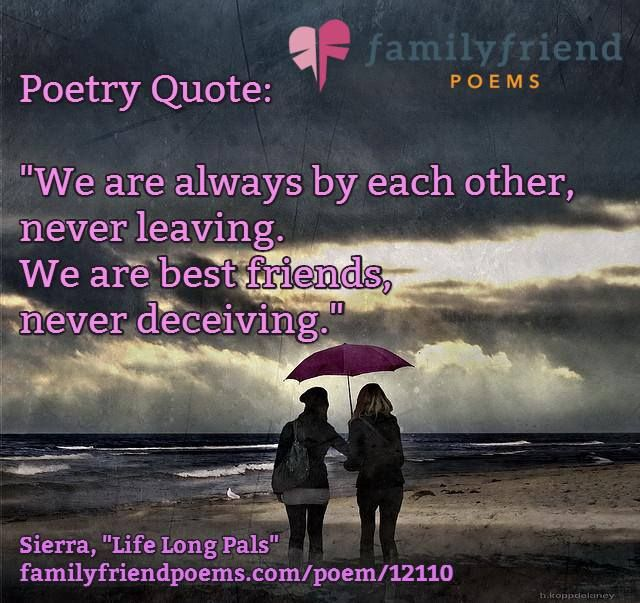 17 best images about friendship poetry quotes on pinterest