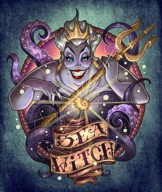 Tim Shumate Illustrations Ursula