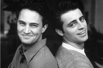 25 Moments When Joey And Chandler Won At Friendship
