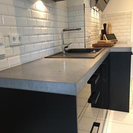 Arbeitsplatten aus Beton DIY – Anleitung mit Beton…