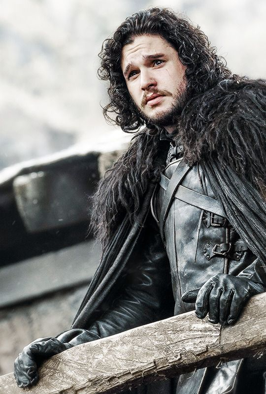 Game of Thrones - Jon Snow. What an end to the season.